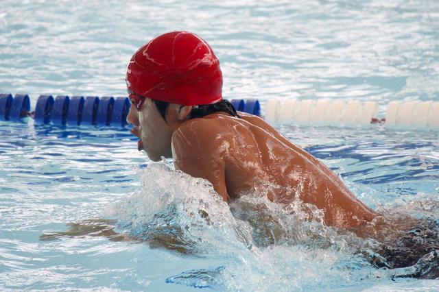 平泳ぎミドル 泳法の「平泳ぎ」を美しいフォームで泳げるようにするクラスです。フォーム... 平泳