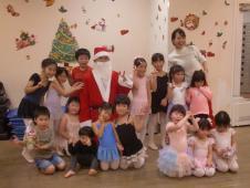 火曜 バレエクリスマス会