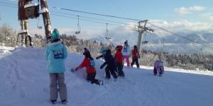 快晴の雪山から〜キャンプ速報
