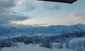 skiキャンプ 2日目