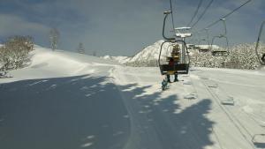 skiキャンプ 最終日