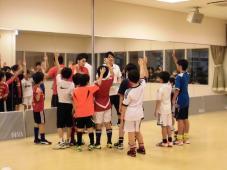 サッカー短期スクール