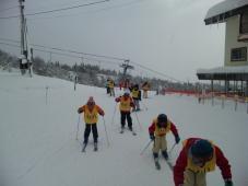スキーキャンプ!(1日目)