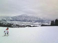 スキーキャンプ