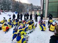 スキーキャンプ2020