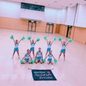 キッズチアダンス大会クラス