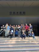 親子遠足で宮島へ行ってきました!
