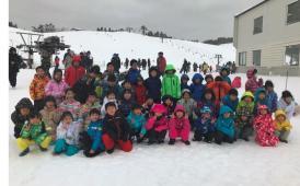 スキーイベント報告