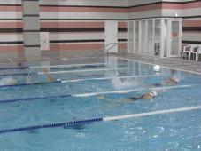 ガンガン泳ぐ!上級練習会!