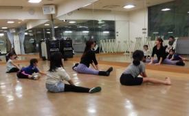 テーマパークダンス体験会を開催!