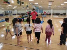 子ども運動発育教室!