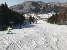 スキーキャンプに行ってきました!