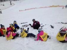 スキーキャンプ〜1日目〜
