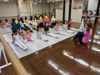 親子バレエイベント開催!