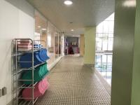 プール清掃をしました!