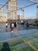 GW特別キッズテニス