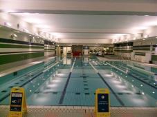 戸塚店のプールはやさしい水です!
