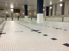 プールの水の入れ換えについて