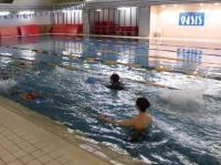 親子で学べる水泳教室