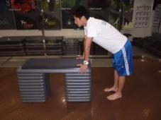 跳び箱自宅練習方法
