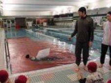 「着衣泳」学習しました!
