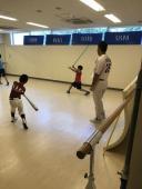 野球教室イベント実施報告