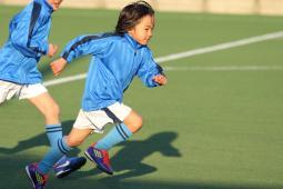 キタジサッカースクール体験会
