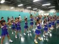 東京ドームで踊りました!