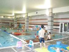 7月19日海の日のプール開放祭