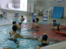 スイミング 夏期短期教室