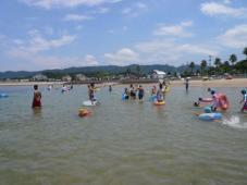 行ってきました!日帰り海水浴in淡路島