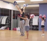 チアダンス体験会で夏休みの楽しい思い出を
