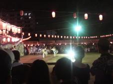 水尾祭りにキッズ空手出演してきました!