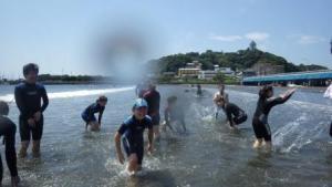第2回サーフィン体験
