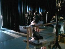 キッズバレエ講師原田先生、発表会を終えて