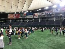 チアガール発表会!in東京ドーム