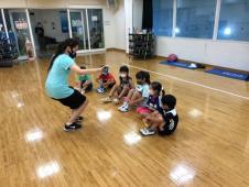 夏の運動体験教室!なわとび教室編