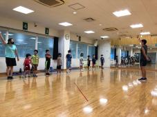 夏の運動体験教室!かけっこ教室編