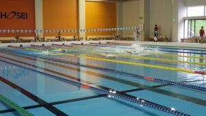 八王子市民水泳大会
