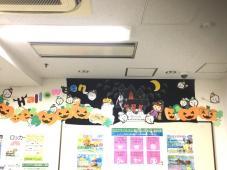 10月はハロウィンの季節!!