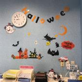 10月はハロウィンだね!!