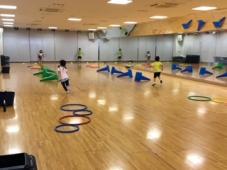 楽しく遊びながら運動神経向上!