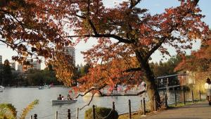 秋の散策へGO!!