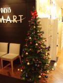 SMARTのクリスマスツリー