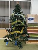 森ノ宮 クリスマスツリー