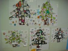 Xmas直前 素敵なツリー完成!