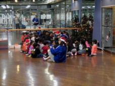 クリスマス会開催しました!