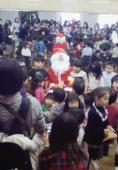 クリスマスパーティー開催!