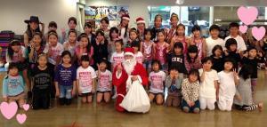 チア&ダンス合同クリスマス会!