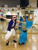 チアダンス・ダンスのクリスマス会